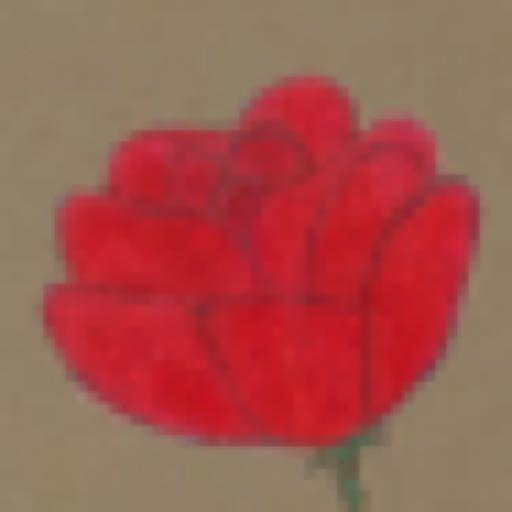 Le Stylo de Rose